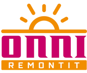 OnniRemonttien logo (läpinäkyvä tausta).